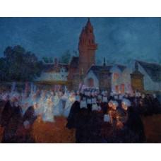Procession at Nenvic