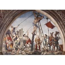 Crucifixion of St Philip