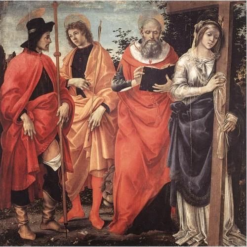 Four Saints Altarpiece