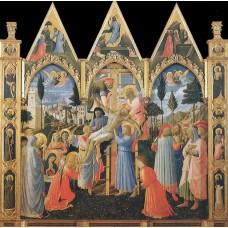Deposition (Pala di Santa Trinita)