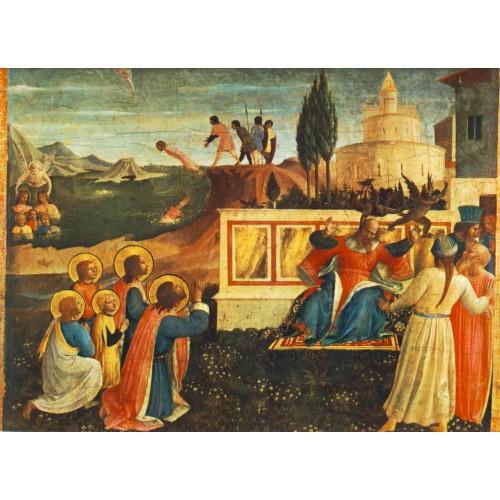 Saint Cosmas and Saint Damian Salvaged