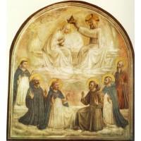 The Coronation of the Virgin 2
