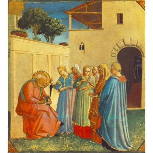 The Naming of St John the Baptist