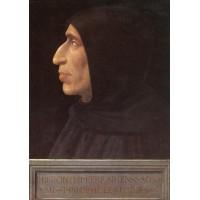 Portrait of Girolamo Savonarola