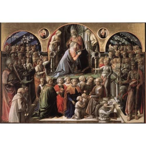 Coronation of the Virgin 1