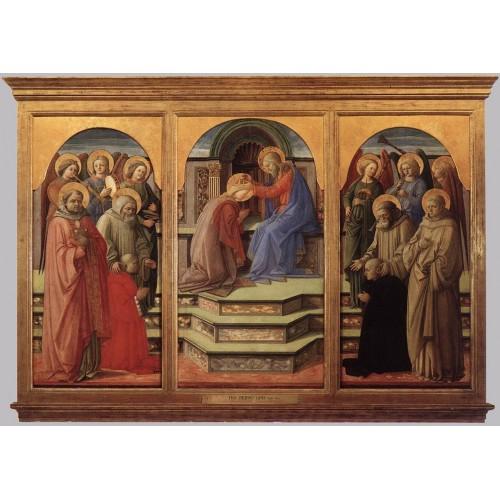 Coronation of the Virgin 2