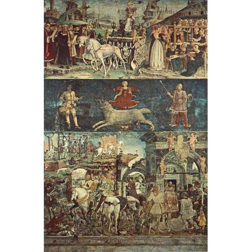 Allegory of March Triumph of Minerva