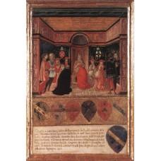 Pope Pius II Names Cardinal His Nephew