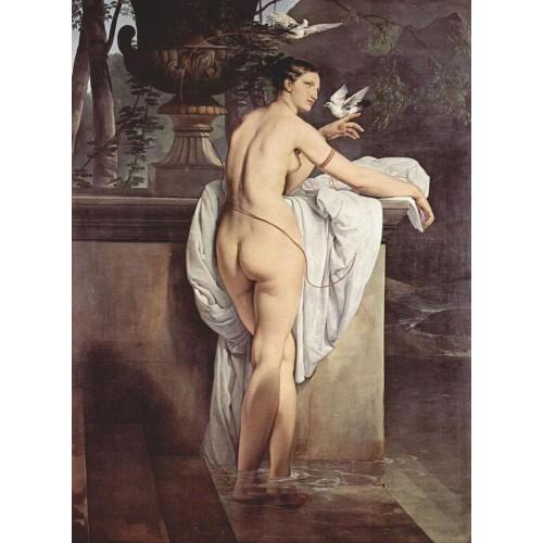Ballerina carlotta chabert as venus 1830