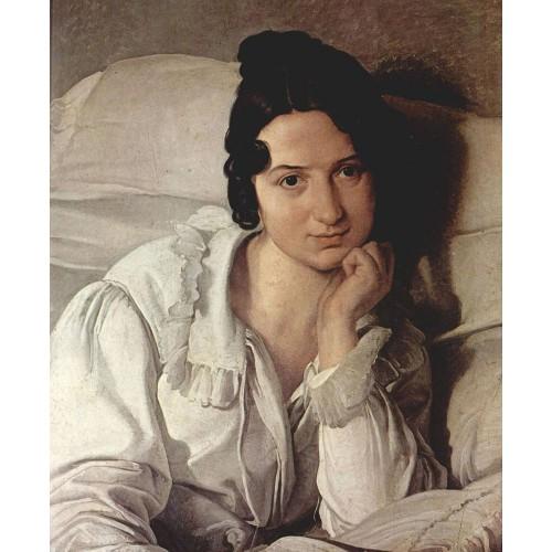 Carolina zucchi la malata 1825
