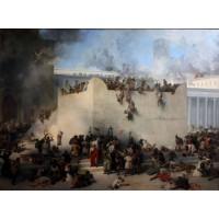Destruction of the temple of jerusalem 1867