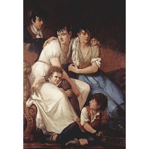 Family portrait 1807