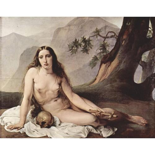 Penitent mary magdalene 1825