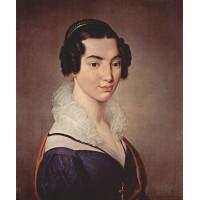 Portrait of antoniet vitali sola 1823