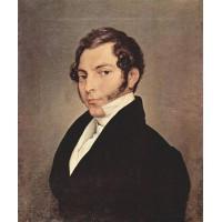 Portrait of conte ninni 1825