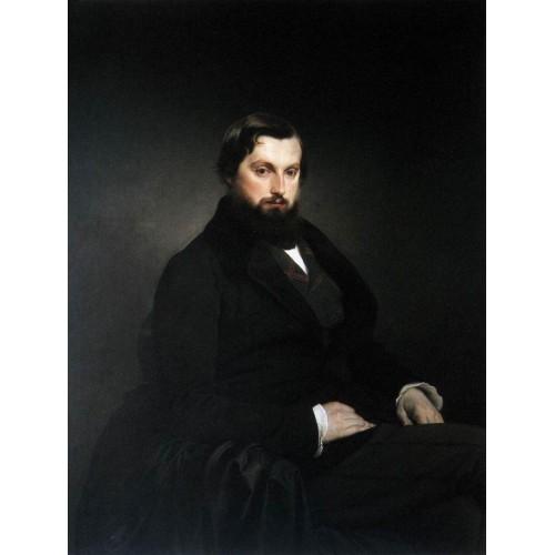 Portrait of gian giacomo poldi pezzoli