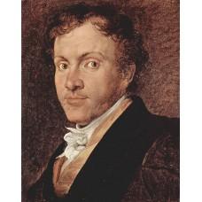 Portrait of giuseppe roberti 1819