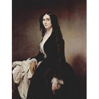 Portrait of matilde juva branca 1851