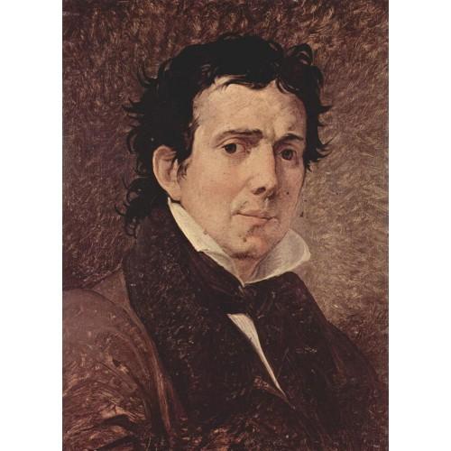 Portrait of pompeo marchesi 1830