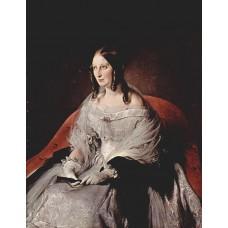 Portrait of princess di sant antimo