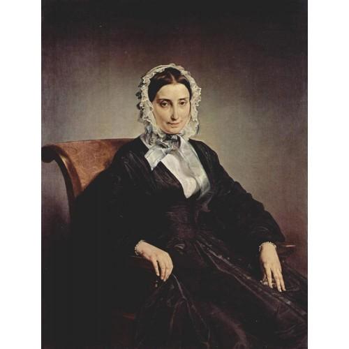 Portrait of teresa borri