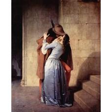 The kiss 1859