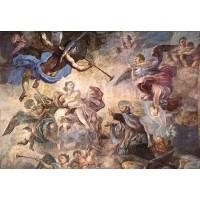 Saint Cajetan Appeasing Divine Anger