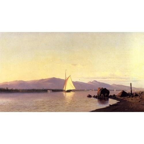 Kingston Point Hudson River