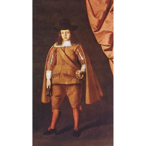 Portrait of the Duke of Medinaceli