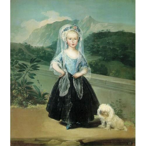 Maria Teresa de Borbon y Vallabriga