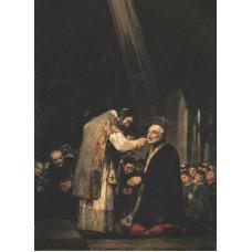 The Last Communion of San Jose de Calasanz