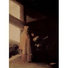 The Monk Visit
