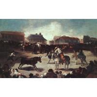 Village Bullfight