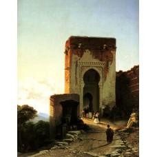 Porte de Justice Alhammbra Granada