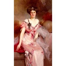 Portrait De Mme D...