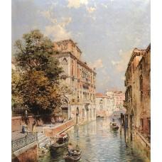 A View in Venice Rio S Marina