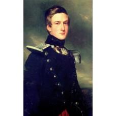 Henri eugene philippe duc d aumale commander of the 17th batallion of the light infantry