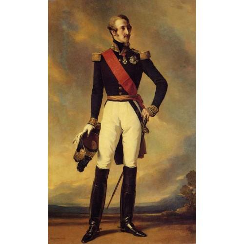 Louis charles philippe of orleans duke of nemours