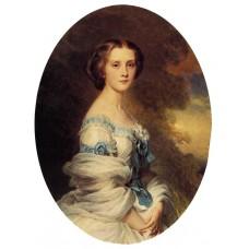 Melanie de bussiere comtesse edmond de pourtales