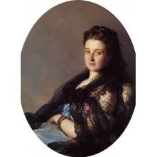 Portrait of a lady 1