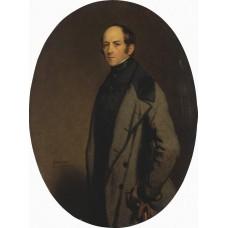 Portrait of count alexei bobrinsky