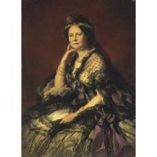 Portrait of grand princess yelena pavlovna