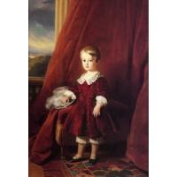 Portrait of louis d orleans