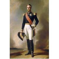 Portrait of prince henri duke of aumale