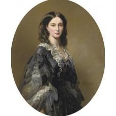 Portrait of princess elizaveta alexandrovna tchernicheva 1