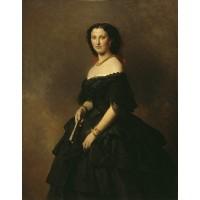 Portrait of princess elizaveta alexandrovna tchernicheva