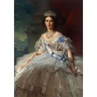 Portrait of princess tatiana alexanrovna yusupova