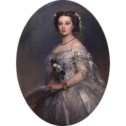 Portrait of victoria princess royal