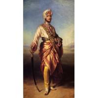 The maharaja dalip singh
