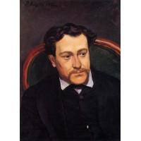 Portrait of Edouard Blau